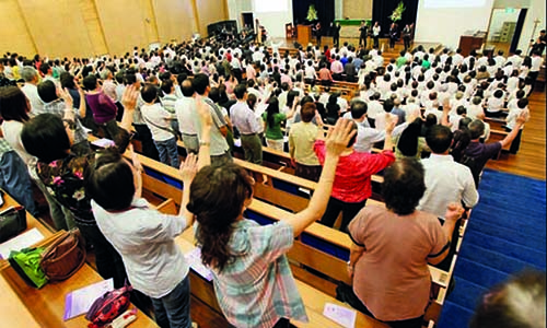 Come worship and 'Share God's heart' for Singapore