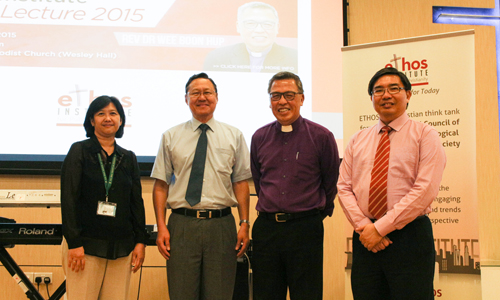 Pursuing Christian unity in Singapore