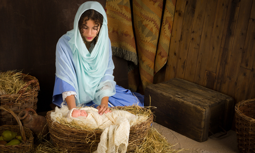 The Christmas Story and Christian Outreach