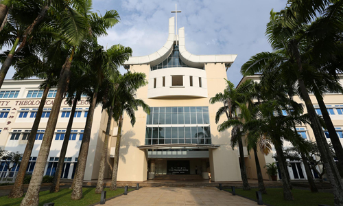 Come visit a Singaporean theological institution