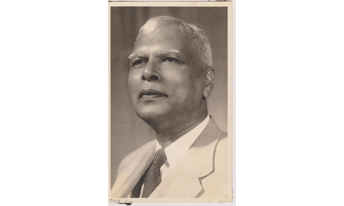 The Rev Samuel M. Thevathasan He lived by the Truth