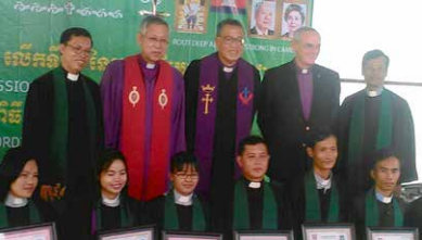 7th Mission Conference Session of the Methodist Church in Cambodia