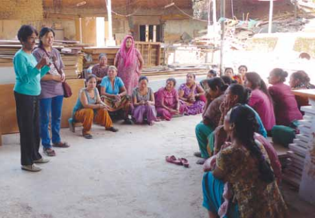 Women's mission trip to Nepal bears fruits for the future