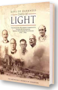 New Book: Methodists recount God's grace during the Japanese Occupation