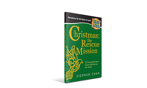BOOK REVIEW: Christmas: The Rescue Mission