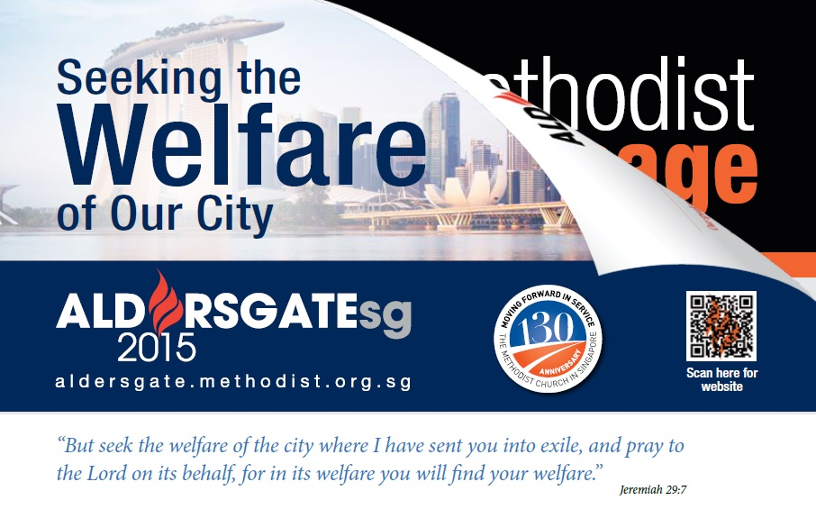 Seeking the Welfare of Our City