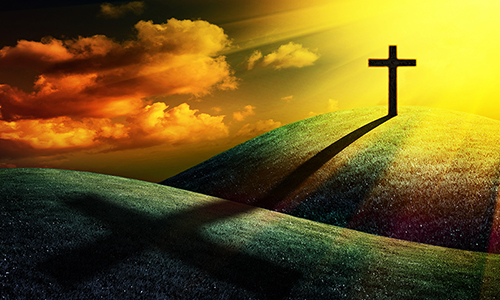 What is the significance of Jesus' resurrection?