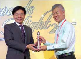 KKMC receives award for promoting religious harmony