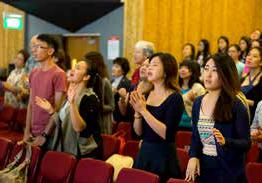In-Deep Worship:  Gathering worship servants for worship