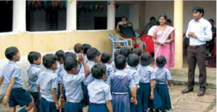 Pentecost MC builds school for Dalit children
