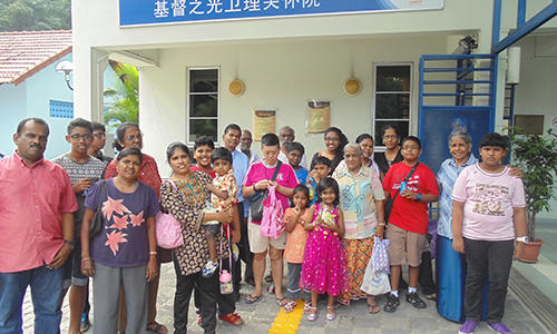 Jurong Tamil MC: Rallying pre-believers in Jurong