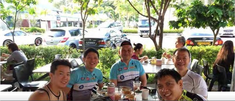 Wheels for GOOD:  Two rides to mark two milestones