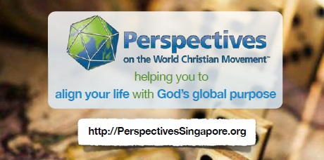 Seeing the world through God's perspective
