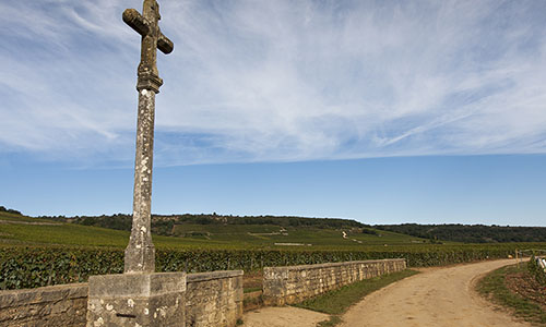 The cross by the wayside