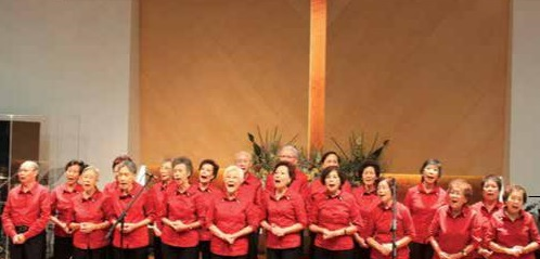 Kum Yan MC:  Thanksgiving and love for people of all ages