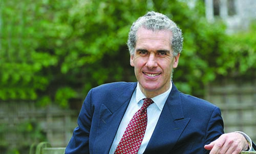 Face to face with Nicky Gumbel