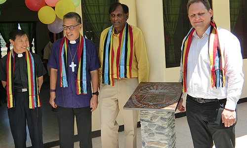 Sundermeier Home: Enabling brighter futures for Timor-Leste students