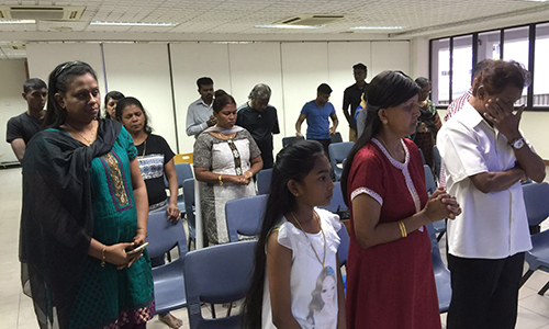 Outreach at Teck Whye: A ministry of grace