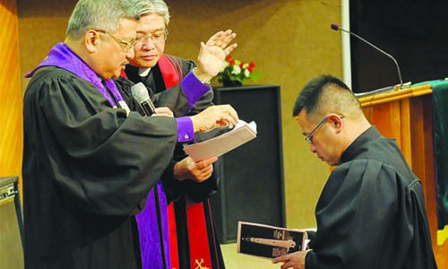 We are in the priesthood of all believers: Bishop