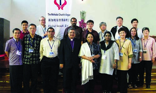 Asian Methodist Council to tackle three top issues