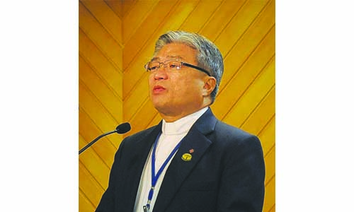 More challenges ahead for the church: CAC President