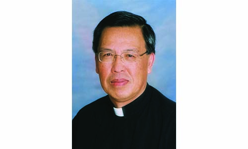 Rev Dr Wee Boon Hup elected new Bishop