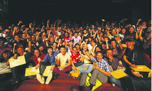 ACJC Class of 2011 surpasses previous A-Level results