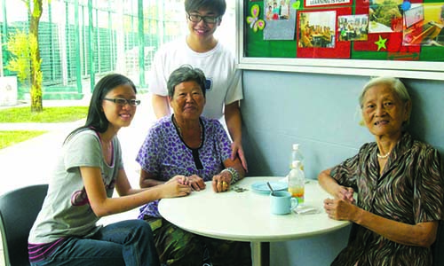 Trackers make inroads at Wesley Seniors Activity Centre