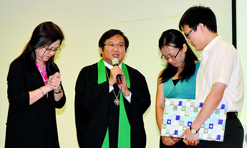 Reaching out to Mandarin-speaking nursing students