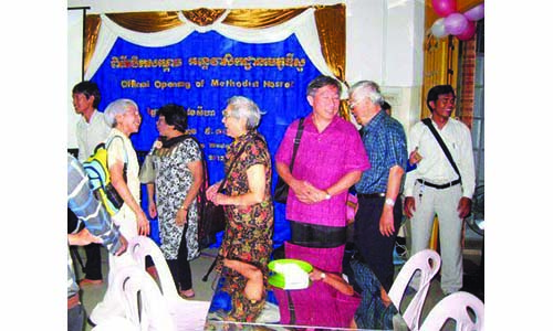 New and bigger home for  Cambodian hostelites