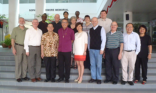 World Baptists and Methodists meet to dialogue at CCMC