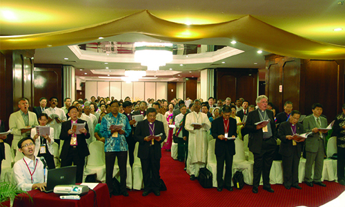 Asian Methodists to develop 3-prong strategy to boost mission work