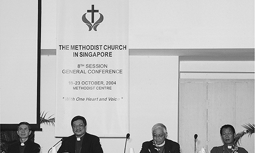 9th General Conference to be held from Sept 8-12, Dec 4-5