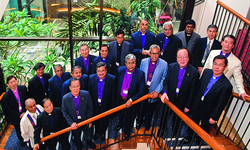 Asian Methodist Bishops swop updates on new church work