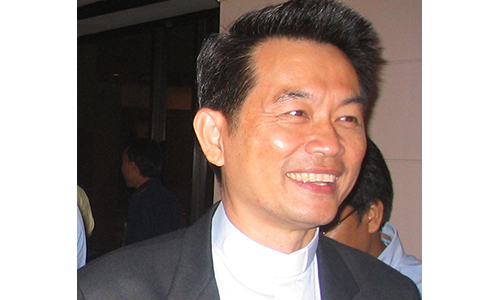 Rev Prasert: The Thai pastor with a passion