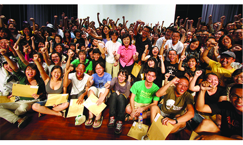 Class of 2008 at ACJC surpasses predecessors' benchmark
