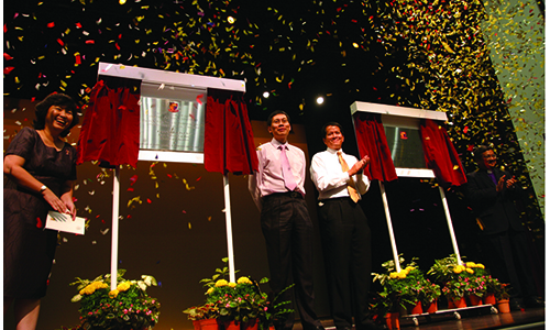ACJC Faith Centre for Performing Arts opens