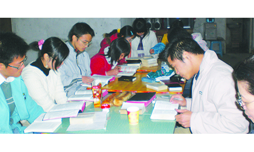 Training China nationals to plant churches