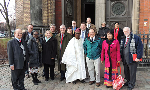 World Baptist-Methodist dialogue holds 3rd meeting in Germany