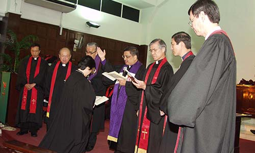 30TH SESSION OF THE CHINESE ANNUAL CONFERENCE: NOVEMBER 14-17, 2005