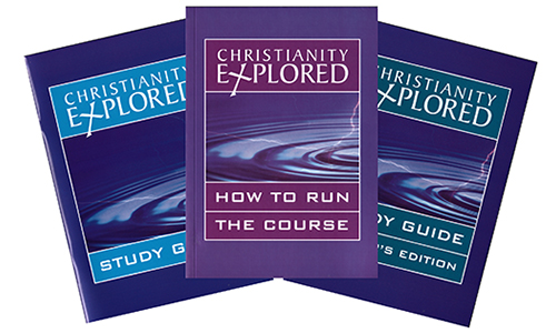 MCS launching evangelistic course Christianity Explored
