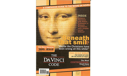 Lost Christianities? Myths of  The Da Vinci Code