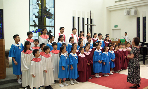Children's choirs to present 'Festival of Lessons & Carols'
