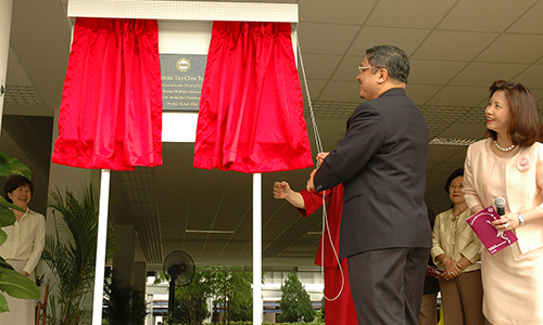 MGS celebrates dedication and opening of new building