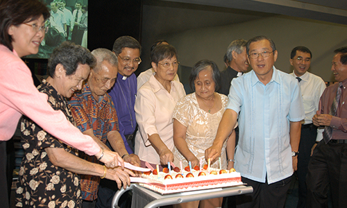 Bukit Panjang Methodist Church  celebrates 70 years of blessings