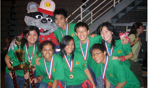 ACJC World Champions of  'Odyssey of the Mind' 2007