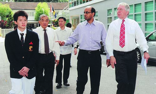 ACS (International) off to good start, says Education Minister