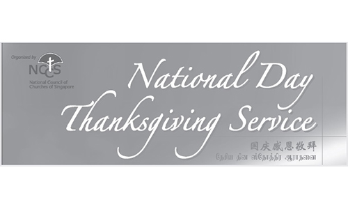 National Day Thanksgiving Service
