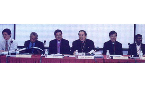 Evangelise, but be sensitive to other faiths: TRAC President