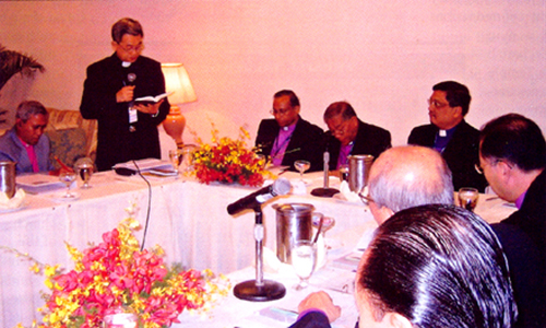 Unite and work closer, Asian Methodist Bishops told